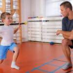 Styrketrening for barn med CrossKids